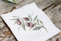 Rustic olive