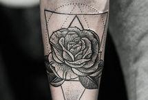 Tattoos / Geometric tatoos