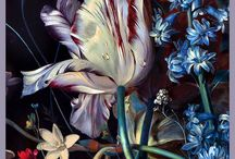 Garden Masterpieces / Classic paintings throughout the centuries.
