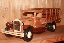 Wood Modeling