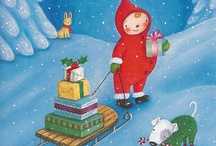 Jolly Holly Christmas / by Susan Mitchell