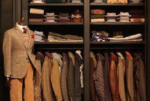 Retail spaces for men