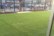Artificial Grass Synthetic Turf / We are capable of fitting artificial grass and synthetic turf in the UK!