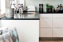 Lejlighed - køkken