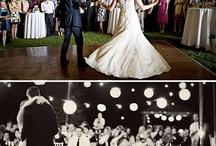 wedding | dancing outdoors