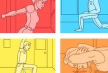 Back health / by Tracy Kelly Robert Kelly