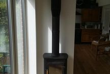 Stove Installations / Past jobs that we have carried out