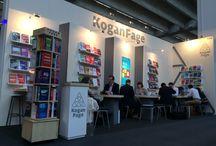 Frankfurt Book Fair 2014 / Have a glance at Kogan Pages stand at Frankfurt Book Fair 2014!