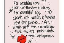 Quote the Walls / Sayings that I would really like to make with my Cricut & put up around my home.  / by Brenda Keeney-Jessie