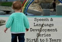 Preschool: Speech/Language