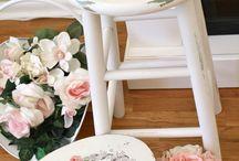 sandalye ve tabureler