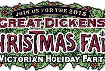 Participant Info / Information on performing at the Great Dickens Christmas Fair.
