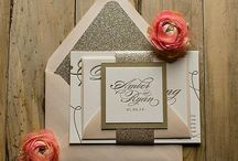WEDDING - INVITATIONS / by Danielle Castillo