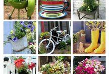 Ιδέες για κήπο