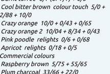 kleur recept