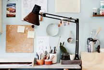 Creative Work Spaces / My favorite work spaces from around the world for creative business owners