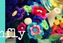 Kötés, horgolás, Crocheting, knitting, вязание