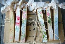Clothespin Gifts / by Michelle Wilken