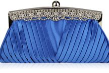 Blue Bags / The colour Blue is a good old favourite! With so many different shades to choose from, the choice of Blue Clutch Bags is amazing! We stock many Blue Bags including Blue Clutch Bags, Blue Evening Bags and Blue Diamante Bags!