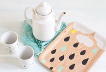 Cups & kitchen things