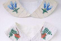 襟 Collars