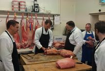 Butchery Courses / Our Butchers running courses in the art of meat preperation