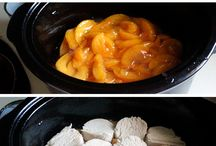 Crockpot Desserts / by Betty Nunes