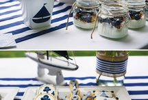 Baby shower - Sailor theme