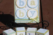 Baby card and Party ideas