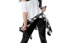 choreography outfit idea
