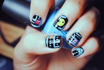 Nails / by Mona Peterson