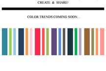 Spring Summer 2017 / Fashion / Art / Textile / Home Furnishing / Knitwear / Design / Color / Life Style / Interior Design / Innovation / Inspiration - Fashion & color trends, art works, concept boards and colour palettes for the upcoming seasons.