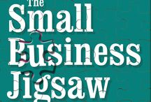 The Small Business Jigsaw / Lucy Dempster and Julie Hayward have written 'The Small Business Jigsaw' - a workbook to help guide your small business to great things!  http://www.thesmallbusinessjigsaw.co.uk https://www.facebook.com/thesmallbusinessjigsaw