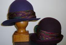 vilt hoed cursus / Helemaal hip deze winter, een  hoed van vilt. Nog leuker als je hem zelf hebt gemaakt. Kijk op de website voor de workshop/cursus vilt hoed.