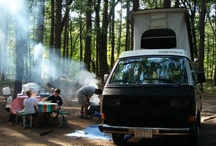 Green Roadtrip, Camping, Picnic Ideas / Best Collection of DIY Eco Friendly Camping RVing ideas and Picnic Ideas for outdoor fun and function.  , Cookouts, Food, Organizers, Gear, Activities, Tips, More. DIY Camping hacks, Camper Cooking.