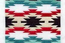 Native designs quilts / Quilts