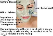 Beauty tips / by Amanda Saldaña