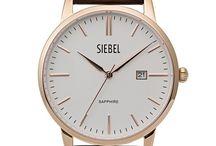 Siebel Time / Vanaf heden voeren wij ons eigen horlogemerk: Siebel Time!