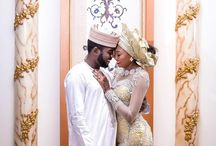 He is my King and I'm His Queen / Picture wedding pictures of African couples