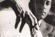 (((Jean Cocteau)))