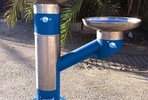 Fuentes urbanas adaptadas / Urban drinking fountains adapted