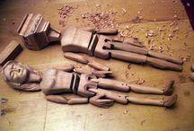marionette / diy wood