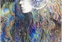 Pinturas, arte en general / Pinturas que me gustan