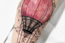 H air baloon