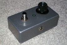 diy pedals