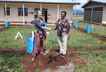 L'engagement citoyen de Brabantia avec WeForest / La plantation du 10 000 ème arbre en Ethiopie