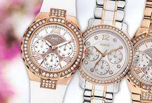 Ανδρικά και Γυναικεία ρολόγια GUESS για μοντέρνες και ξεχωριστές εμφανίσεις!