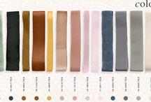 {curating ideas} Color Palette