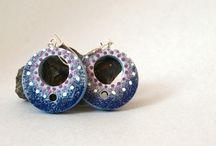 MyFler / Art, Necklace, Earrings