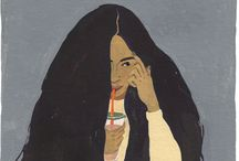 kinfolk illustration